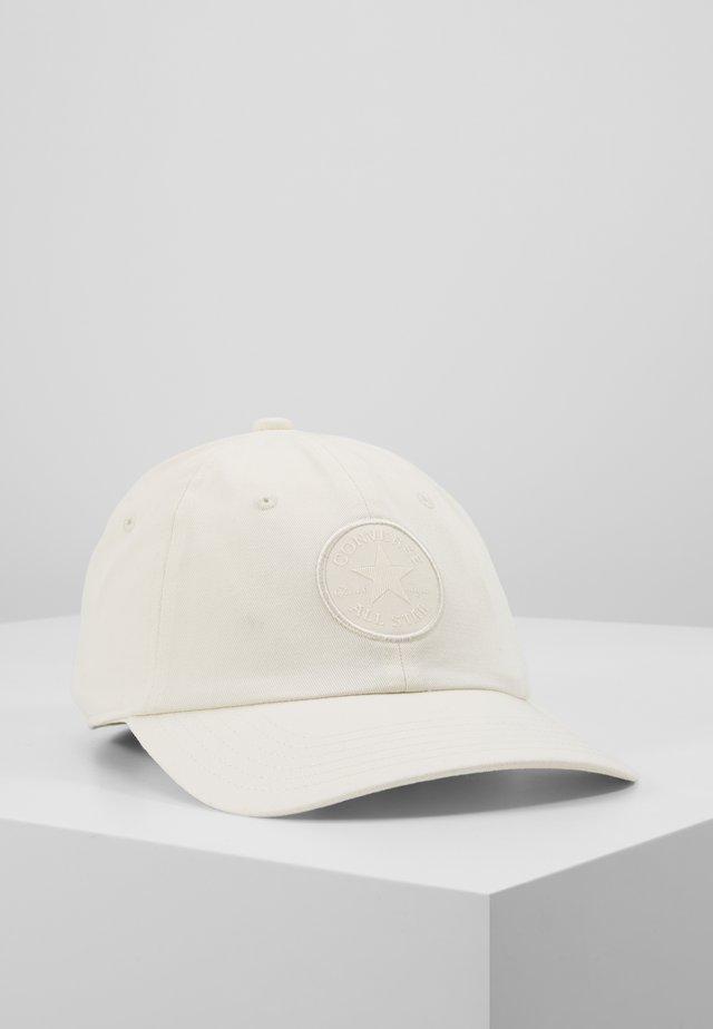 TONAL PATCHBASEBALL  - Cap - egret