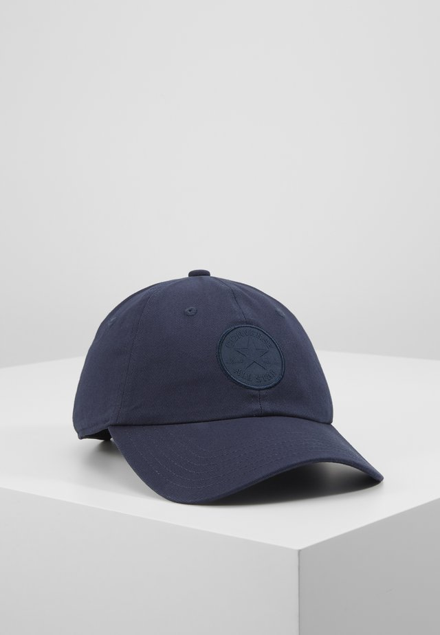 TONAL PATCHBASEBALL  - Lippalakki - athletic navy