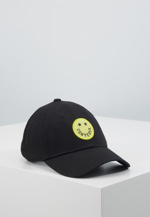 HAPPY CAMPER BASEBALL - Caps - black