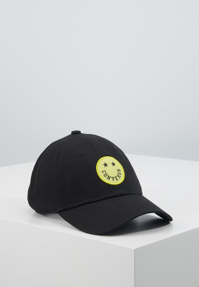 HAPPY CAMPER BASEBALL - Lippalakki - black