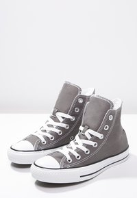 Converse - CHUCK TAYLOR ALL STAR HI  - High-top trainers - charcoal - 2
