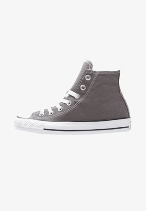 CHUCK TAYLOR ALL STAR HI  - Korkeavartiset tennarit - charcoal