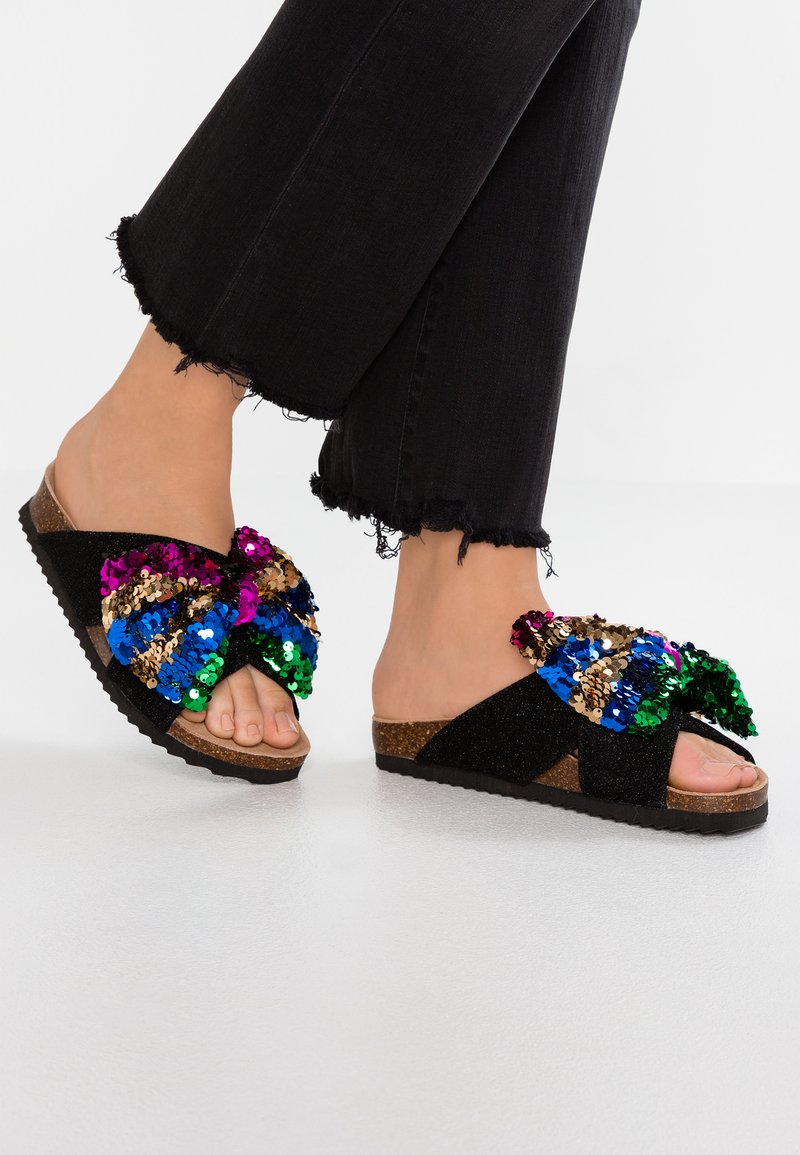 Colors of California - Mules - black