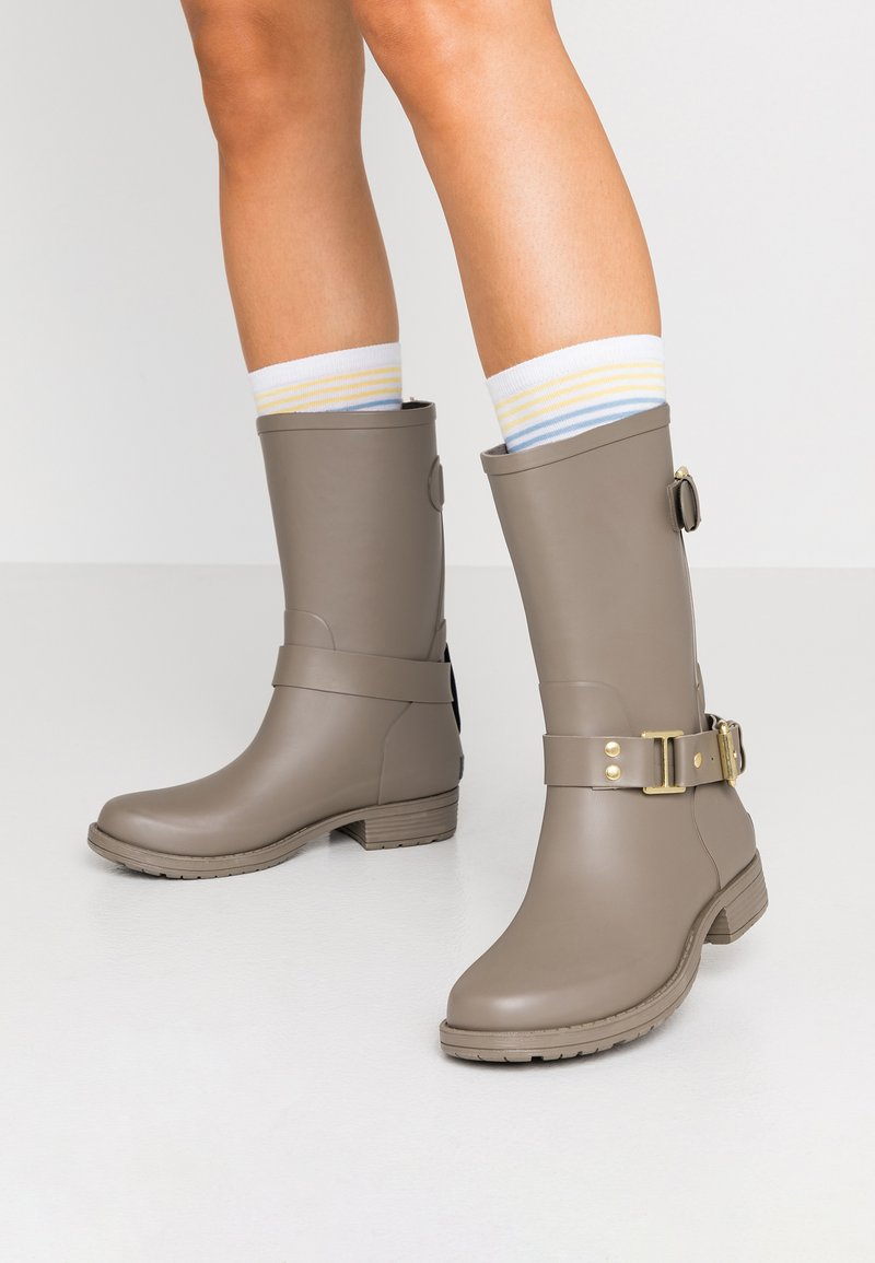 Colors of California - Wellies - tan