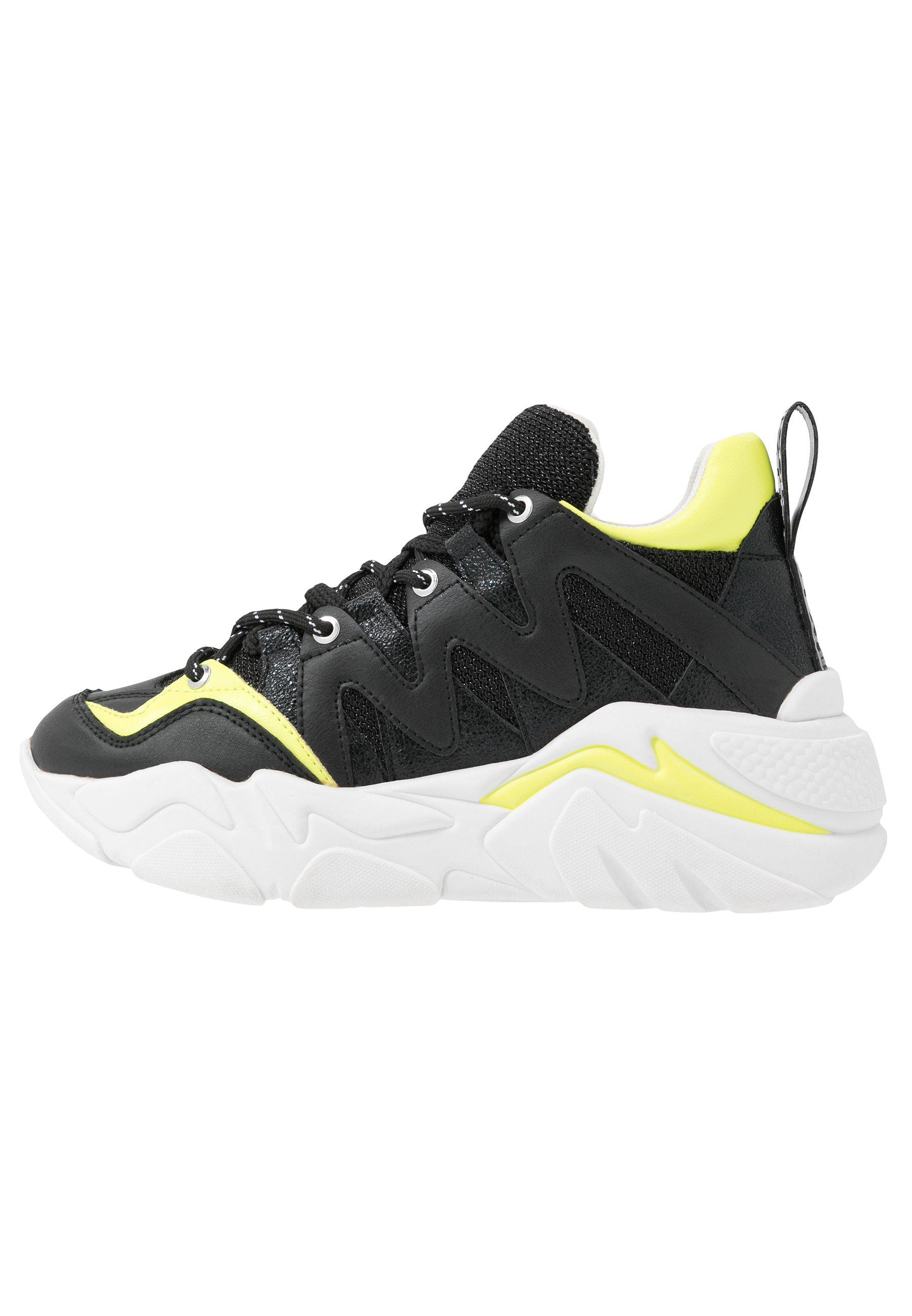 Colors of California Sneakersy niskie - black