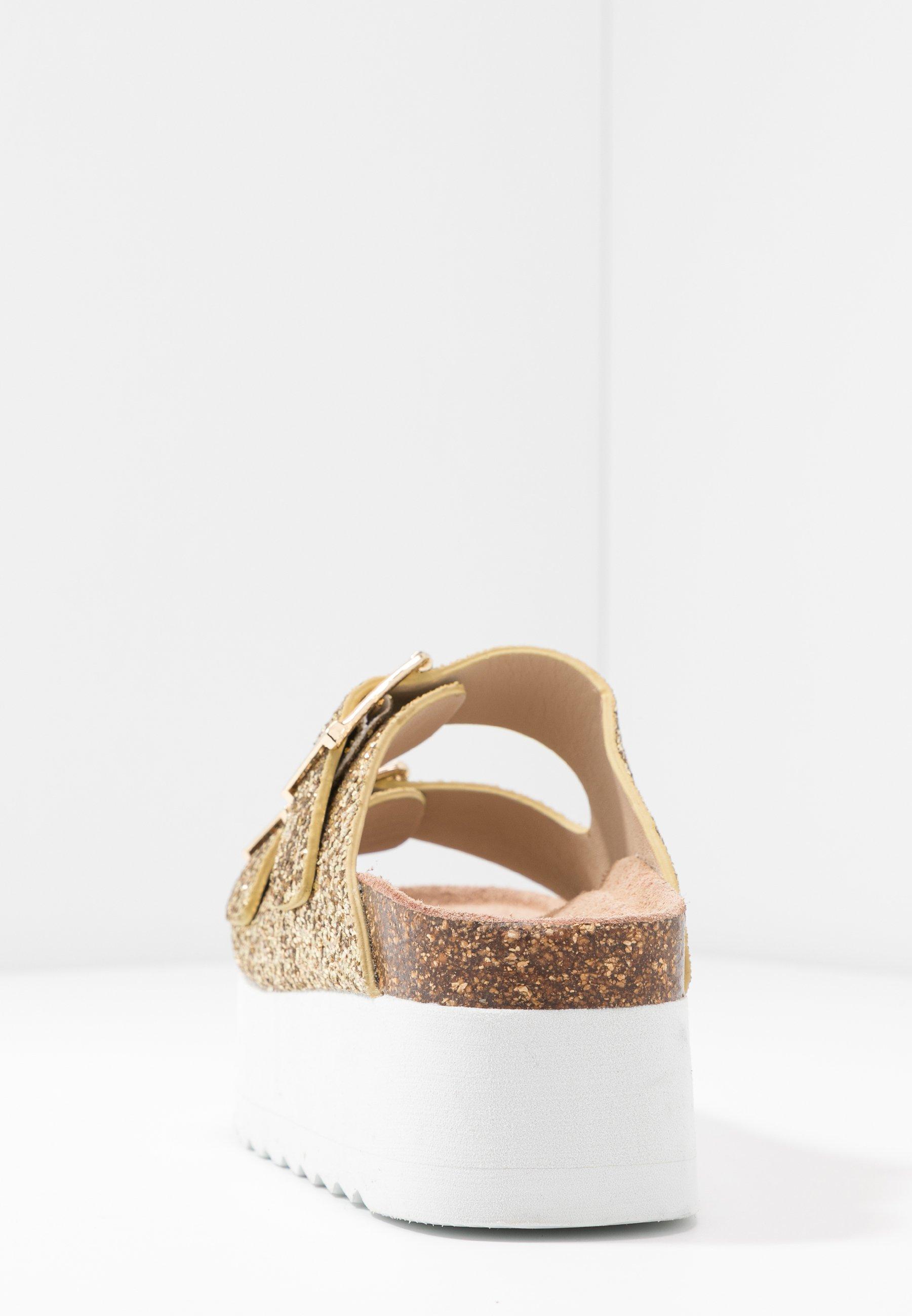 Colors of California Sandaler - gold