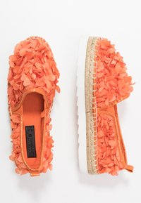 Colors of California - Espadrilky - coral - 3