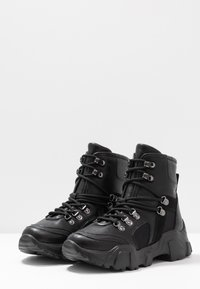 Colors of California - Platform ankle boots - black - 4