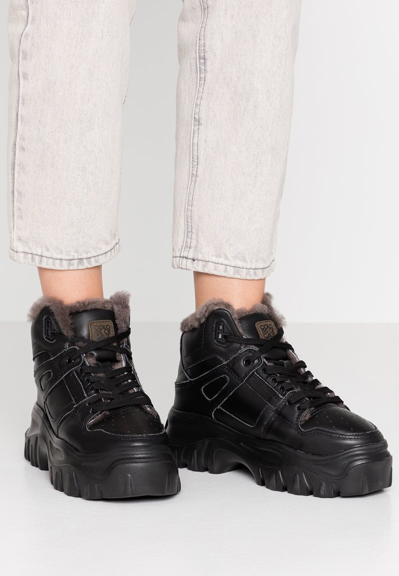Colors of California - Winter boots - black