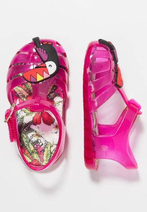 SPIDER WITH ACCESSORY TOUCAN - Badslippers - fux