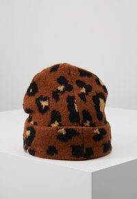 Codello - LEOPARD HAT - Lue - camel - 2