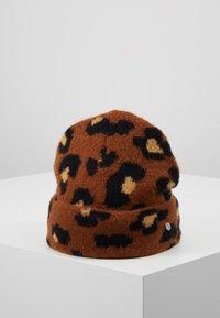 Codello - LEOPARD HAT - Lue - camel - 0