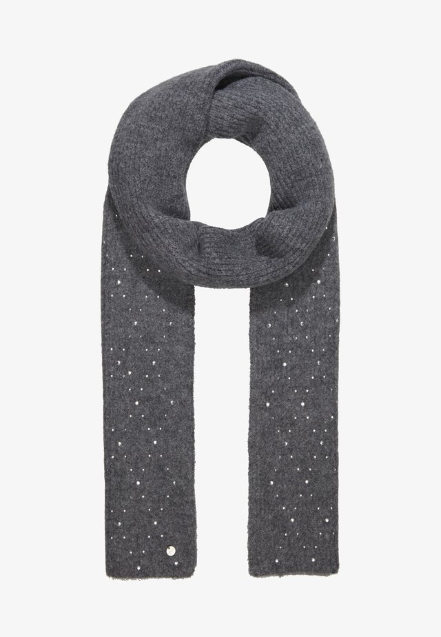 X-MAS SET - Scarf - anthracite