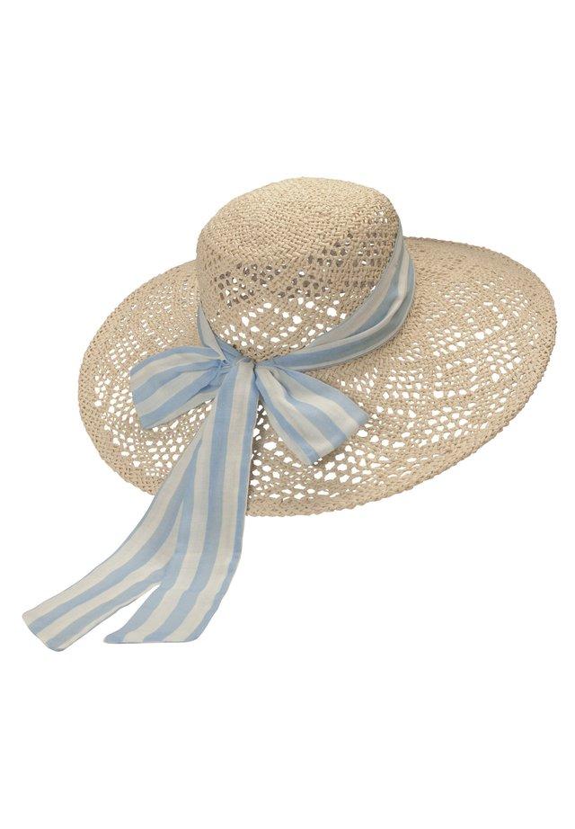 Hat - hellblau