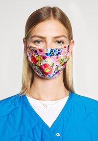 Codello - COVER UP FLOWER - Maschera in tessuto - pink - 0