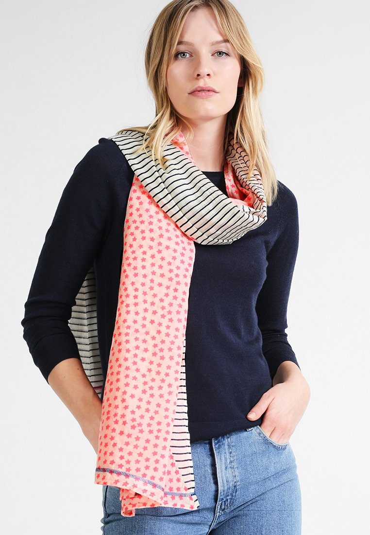 Codello - STARS STRIPES REAL PATCH - Scarf - navy blue