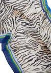 Codello - ANIMAL PRINT PLEATED - Sjal - beige
