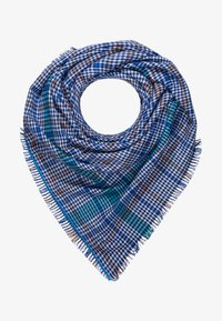 Codello - CHECKS - Tuch - royal blue - 1