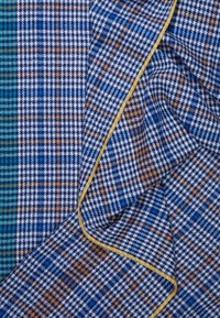 Codello - CHECKS - Tuch - royal blue - 2