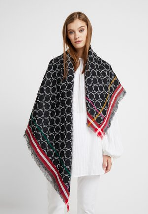 PATTERN - Scarf - black