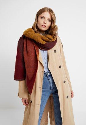 BLANKET - Sjal / Tørklæder - rust