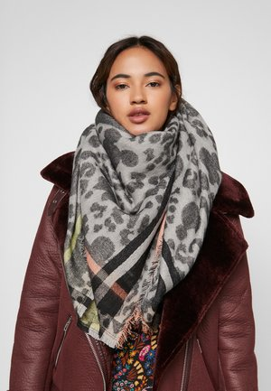 MICKEY BLANKET SCARF - Tuch - grey