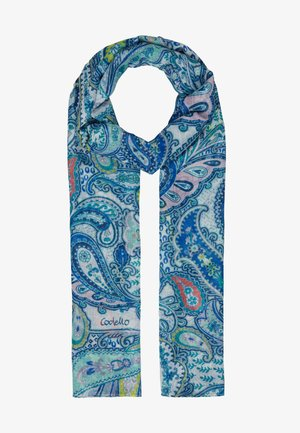 SHADES OF SEA - Scarf - light blue