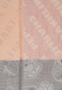 Codello - CODELLO X PEANUTS - Tuch - light pink - 2