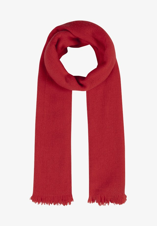 WARMER XL - Scarf - red