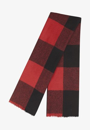 PLAYFUL CLASSICS - Scarf - red