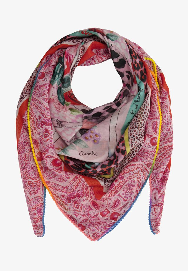 Foulard - multi-coloured