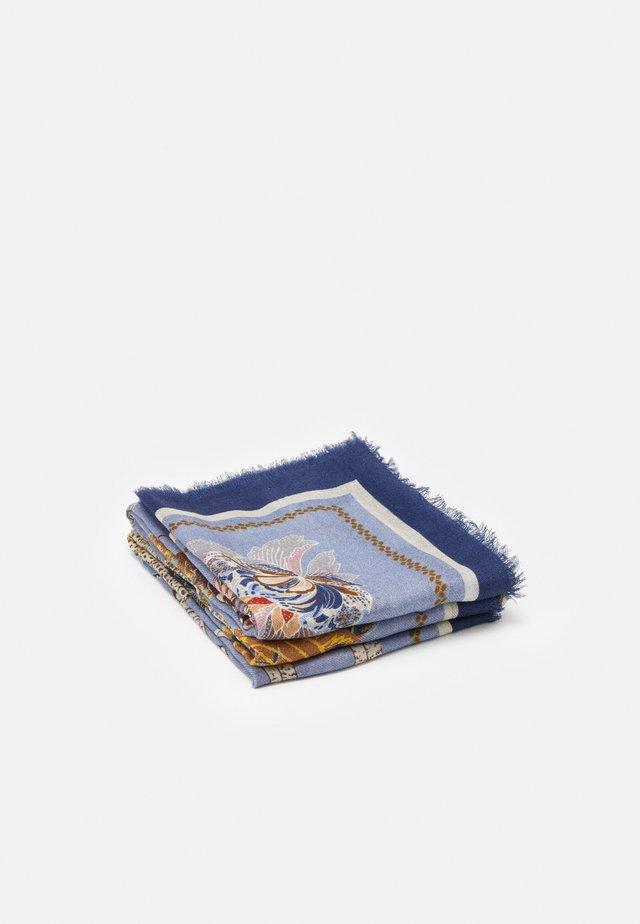 Sjaal - blue