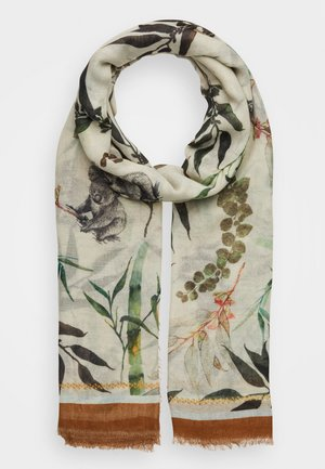 KOALA LOVE YOUR EARTH - Scarf - beige