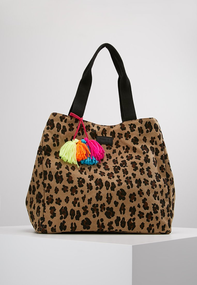 Codello - LEO LOVE - Shopper - camel