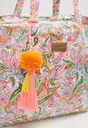 Codello - PAISLEY SHOPPER - Tote bag - lilac