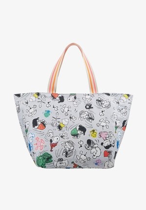 CODELLO X PEANUTS - Shopping Bag - grey