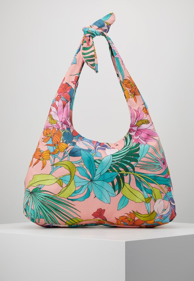 TROPICAL PUNCH RESORT - Shopping Bag - light rose