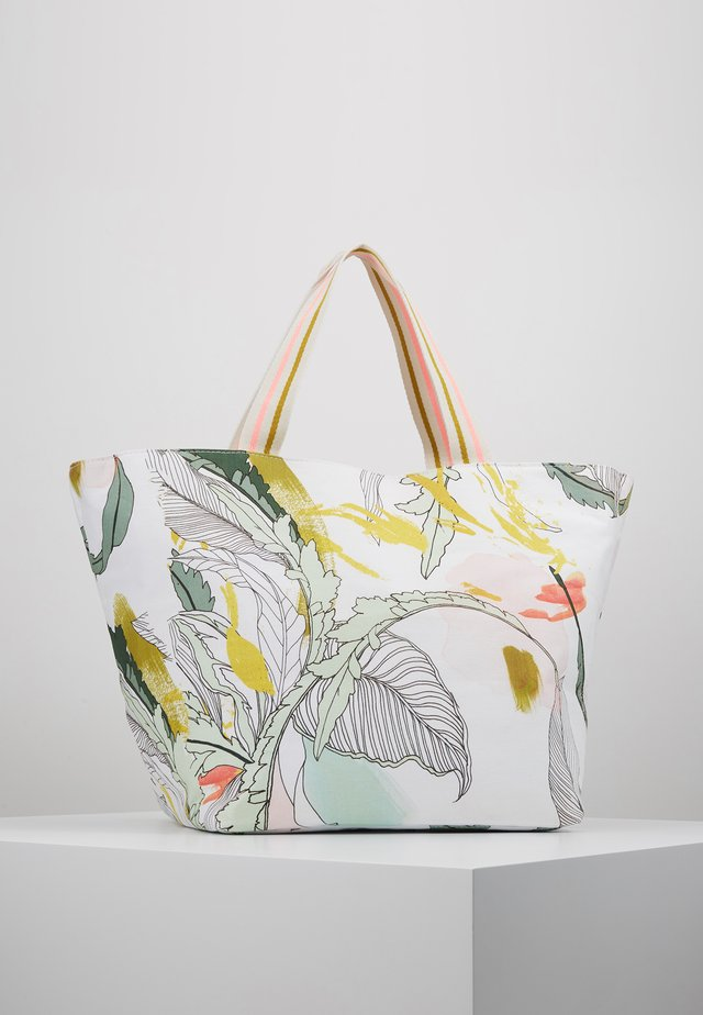 INTO THE RESORT - Shopping Bag - mint
