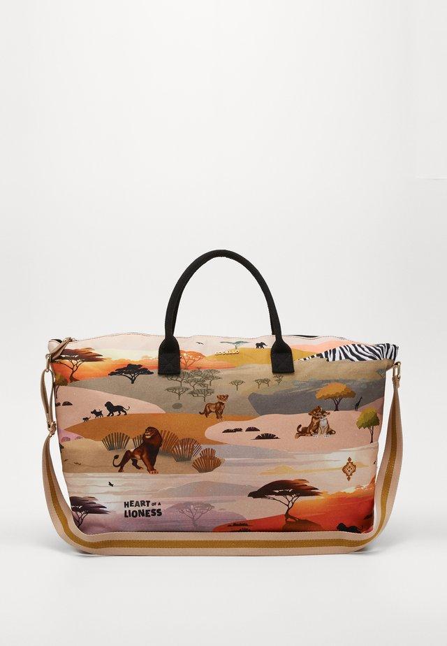 DISNEY X CODELLO - Weekendbag - beige