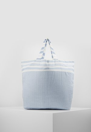 Shopping bag - light blue