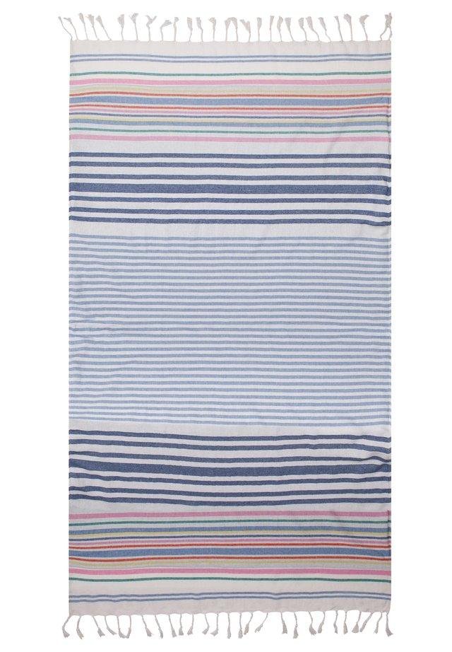 Beach towel - blau