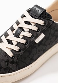 Coach - SIG - Matalavartiset tennarit - black - 2