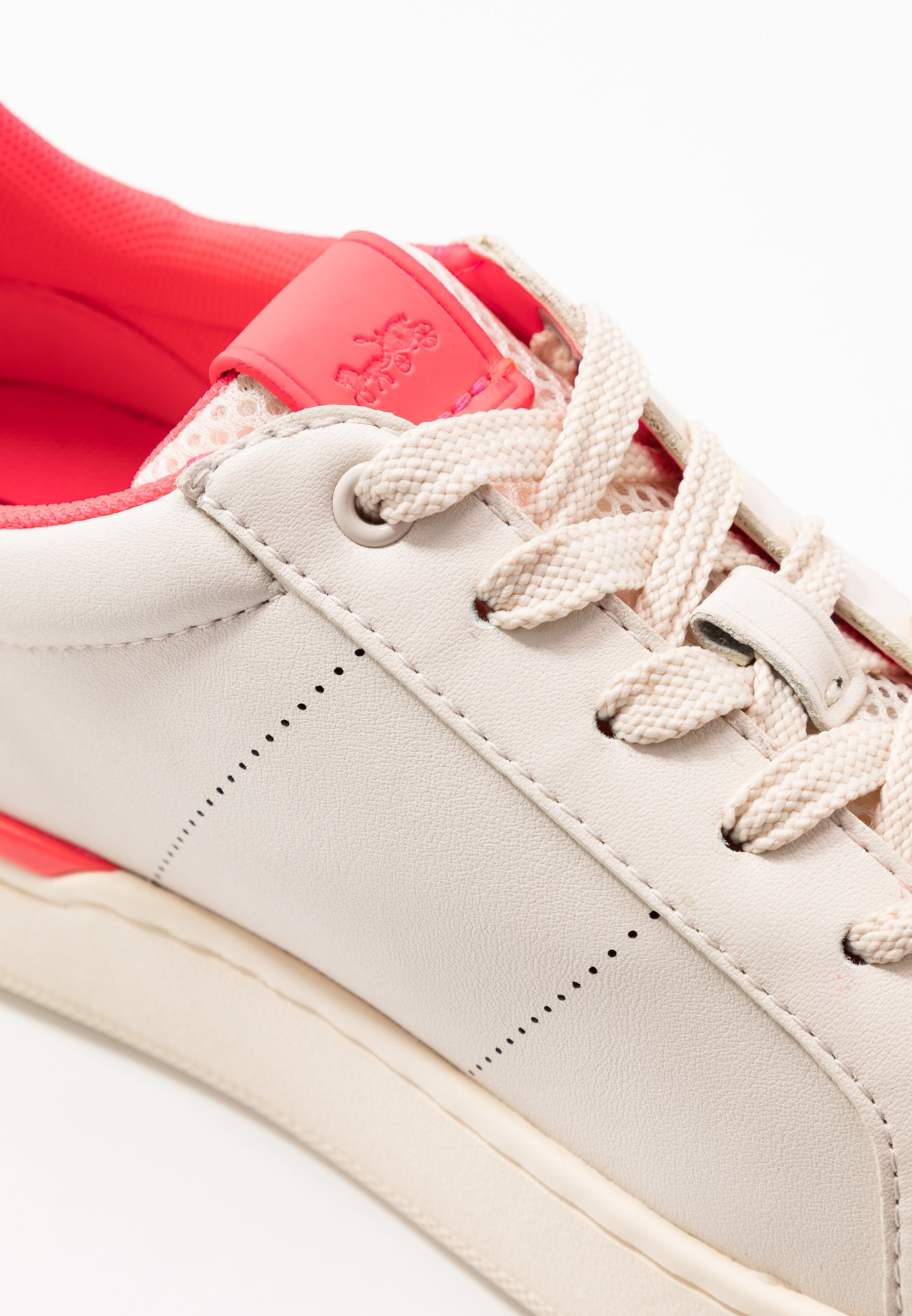 Coach Top - Trainers Chalk/neon Pink