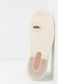 Coach - CITYSOLE  COURT  - Sneakersy niskie - tan/beechwood - 6