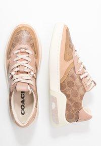 Coach - CITYSOLE  COURT  - Sneakersy niskie - tan/beechwood - 3