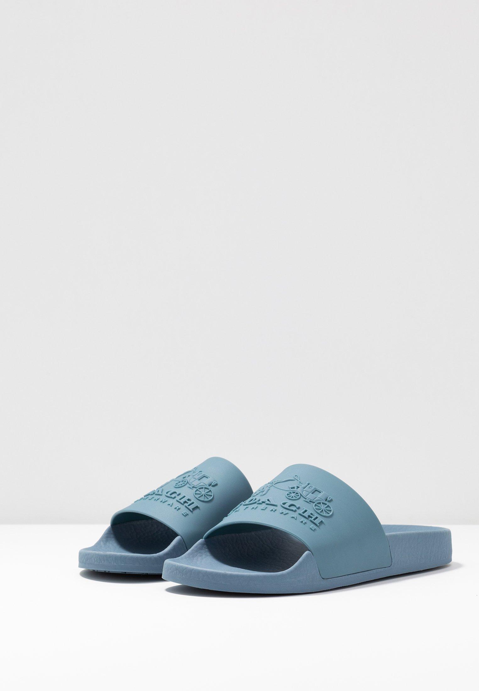 Bain De Blue SlideSandales Coach Udele GjqzMVpUSL