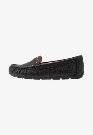 MCKENNA STUDDED DRIVER - Mocasines - black