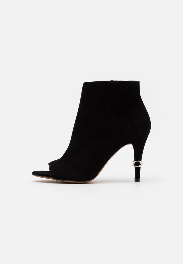 REMI BOOTIE - High heeled ankle boots - black