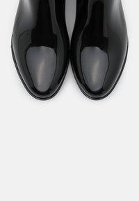 Coach - RIVINGTON RAIN BOOTIE - Wellies - black - 6