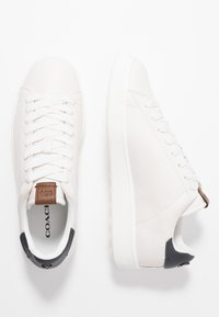 Coach - C101 - Sneakers - white/navy - 1